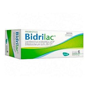BIDRILAC 6 SACHES