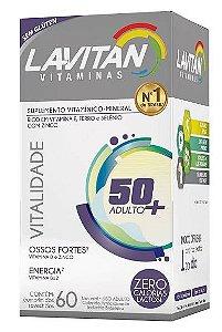 LAVITAN VITALIDADE 50+ FR 60 DRG