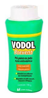 VODOL PREVENTE SEM PERFUME  100 GR (VENC. 09/2020)