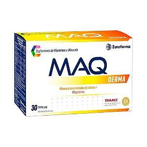 MAQ DERMA FR 30 CAP - Vencimento 28/02/2021