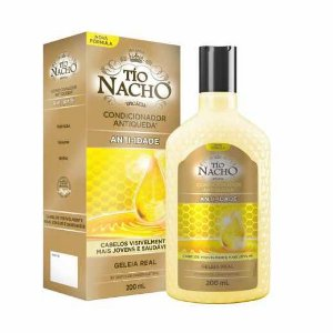 TIO NACHO CONDICIONADOR ANTI-DADE 200ML