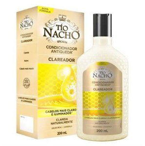 TIO NACHO CONDICIONADOR CLAREADOR 200ML