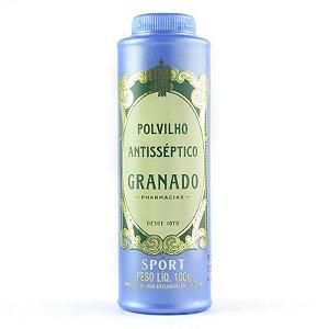 POLVILHO GRANADO SPORT 100G (VALIDADE 31/08/2020)