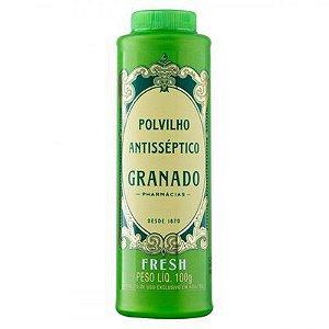 POLVILHO GRANADO FRESH 100G (VALIDADE 31/08/2020)
