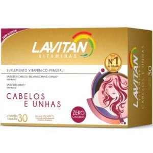 LAVITAN HAIR C/ 30 CAPS