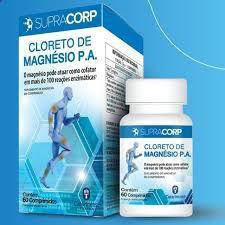 CLORETO DE MAGNESIO P.A  C/60CAPS