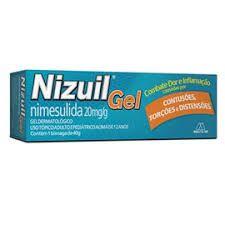 NIMESULIDA (NIZUIL GEL BG 40G)