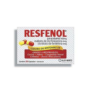 RESFENOL CX 20 CAP
