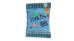 VALDA FRIENDS PASTILHA SACH  25G S/ACUCA