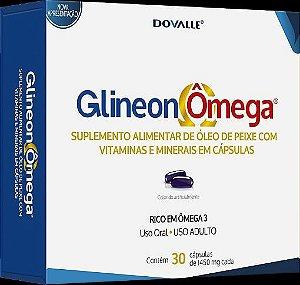 GLINEON OMEGA A-Z FR 30 CAP   ( val: 30/04/2021 )