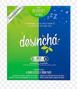 Desinchá Misto 30 sachês Dia + 30 Sachês Noite