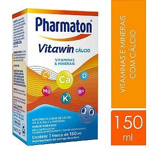 PHARMATON VITAWIN CALCIO SUSP FR 150ML