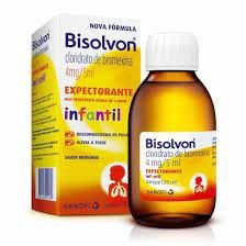 BISOLVON 0,8 MG/ML XPE EXP FR 120ML INF
