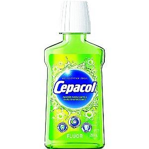 CEPACOL FLUOR 250 ML