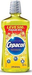CEPACOL SOL TRAD LEVE 500ML PAGUE 350ML