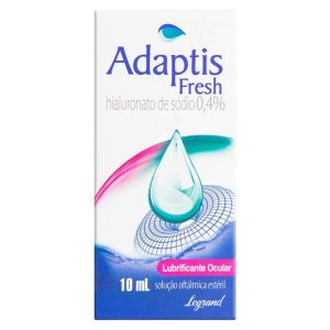 ADAPTIS FRESH SOL OFT 0,4% 10ML