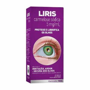 LIRIS 5MG\/ML SOL OFT FR 10ML
