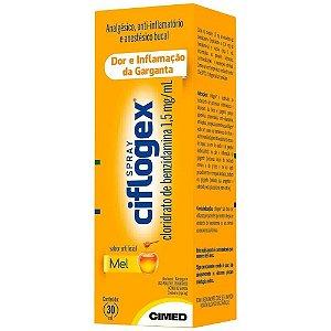 CIFLOGEX 1,5MG/ML FR SPRAY 30ML SB MEL