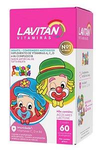 LAVITAN VIT INF COMP MAST FR 60 TUT FRUT