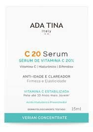 VERIAN C 20 SERUM 30ML  ( VAL: 30/10/2021 )