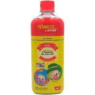 Lavitan tônico suplemento vitamínico-mineral 400ml sabor morango