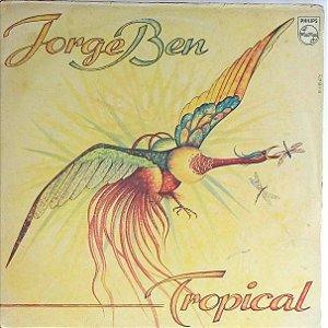 """Lp Jorge Bem ¨""""Tropical"""" (Importado)"""