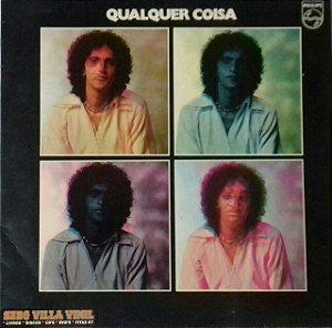 """Lp Caetano Veloso """"Qualquer Coisa"""""""