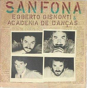 """Lp Duplo Egberto Gismonti """" Sanfona"""""""