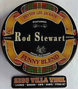 Cd Rod Stewart - Funny Blend