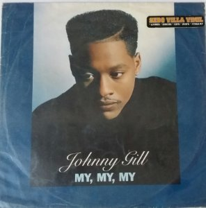 Lp Johnny Gill - My, My, My - importado