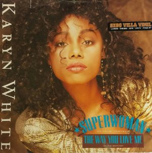 Disco  Single de Vinil - Karyn White