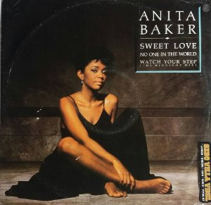 Disco  Single de Vinil - Anita Baker - Sweet Love