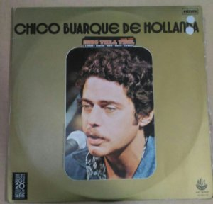 Lp Chico Buarque de Hollanda