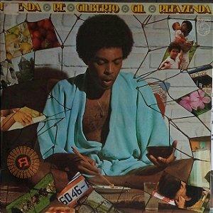 Lp Gilberto Gil - Refazenda