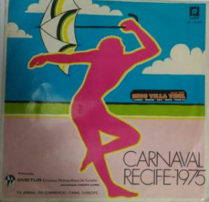Lp Carnaval Recife 1975