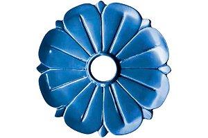 PRATO GRANDE AMAZON LOTUS BLUE