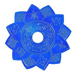 PRATO GRANDE AMAZON NEW MAORI BLUE