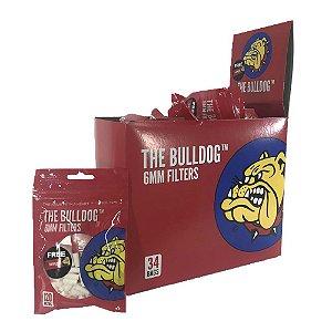 Filtro The Bulldog 6mmm -Pacote com 120 filtros Com Brinde