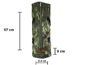 Bolsa Bag Namu para Transporte de Narguile - Camuflada