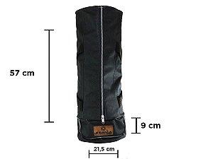 Bolsa Bag Namu para Transporte de Narguile - Preta