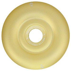 Prato Sultan Hookah Curvyzz Grande - Dourado