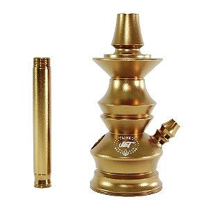 STEM NARGUILE WIRE JET HOOKAH - Bronze