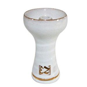Rosh Ceramica Eazy Bowl Lucid Gold- Branco