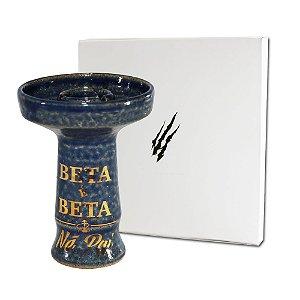 Combo Rosh Beta Bowl e Alumínio Predator 50 Folhas - Azul