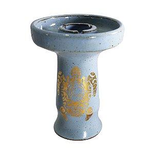 Rosh Beta Bowl  - Tartaruga Gold - Azul Claro