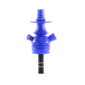Stem Mini Monster black Hookah - Azul