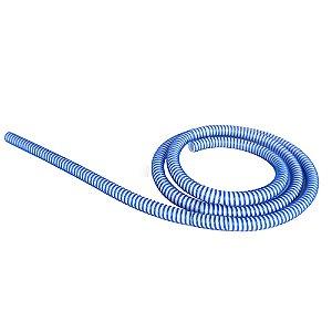 Refil Mangueira de Pvc  Branco / Azul