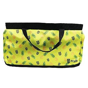 Bolsa Para Narguile AV Hookah - Yellow Pineapple