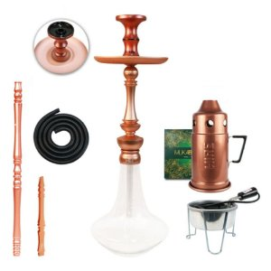 Narguile Sultan Miid  Completo Kit - Rose