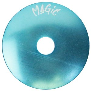 Prato Pequeno Magic Hookah Liso- Azul